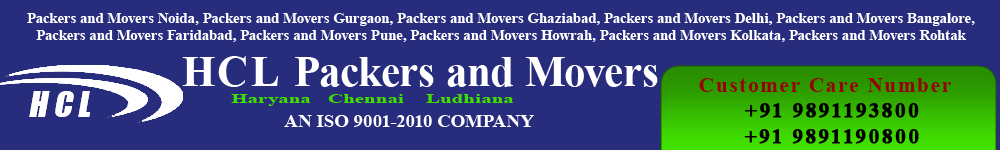 HCL Packers and Movers